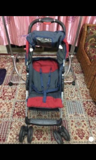 Stroller - like new - 0187869691