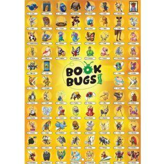Book Bugs 2 Cards For Exchange/Trade Only
