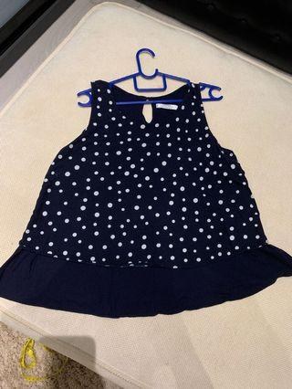 Mango suit collection polka dot