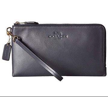 🇺🇸Coach Leather Women Wallet 銀包 真皮 母親節禮物推薦