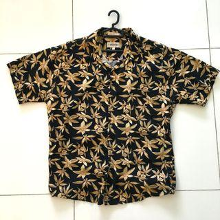 Graphic Camp Collared Shirt