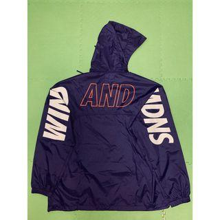 MADNESS x WIND AND SEA ANORAK JACKET