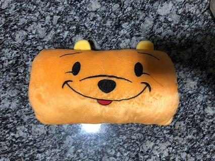 Pooh arm rest