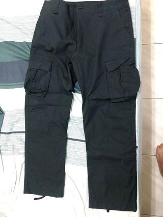 Nike SB 工作褲 深藍