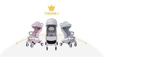 英國KIDKIS THRONE便攜式安全嬰兒車