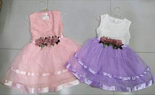 Dress Anak 3-6y