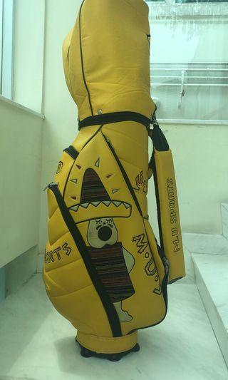 MU golf bag 哥爾夫球袋