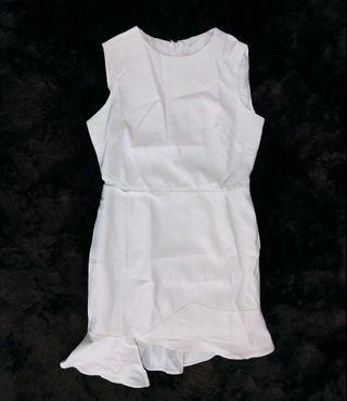 Berrybenka White dress