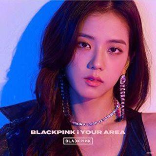 [PO] BLACKPINK IN YOUR AREA CD <Jisoo Ver>
