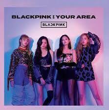 [PO] BLACKPINK IN YOUR AREA CD ALBUM