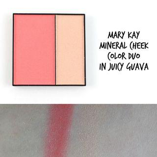 Mary Kay Mineral Duo in Juicy Guava