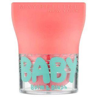 Maybelline Baby Balm & Blush Innocent Peach Lip Balm