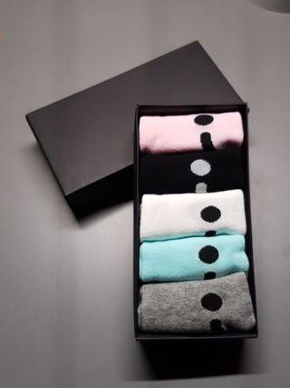 🚚 Smiley Face Socks
