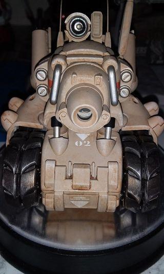 metal slug tank model