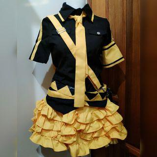 Rin Love is War cosplay costume cos
