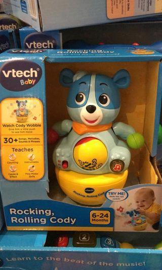 Vtech Baby Rocking, Rolling cody