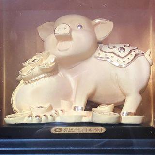 24K 金豬