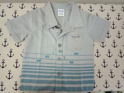 Boy Shirt Baby Kiko
