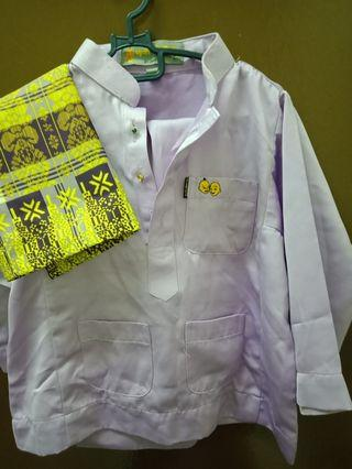 Baju Melayu Jakel Upin Ipin