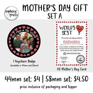 🚚 Mother's Day Gift Set A