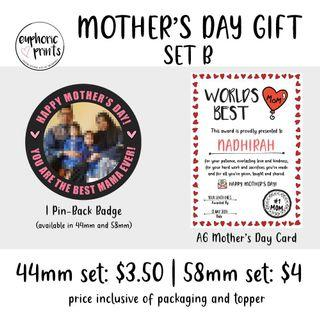 🚚 Mother's Day Gift Set B