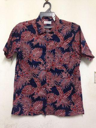 UNIQLO HAWAII SHIRT