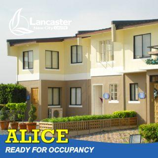 Alice House and Lot for Sale at Imus Cavite near MOA