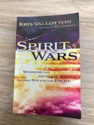 🚚 Spirit Wars: Winning the Invisible Battle Against Sin and the Enemy