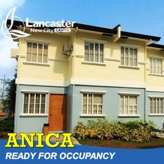 Anica House and Lot for Sale in Imus Cavite Near MOA.