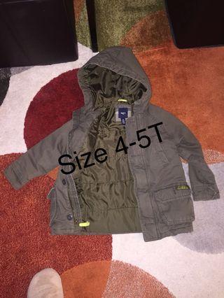 Kid's jacket lot