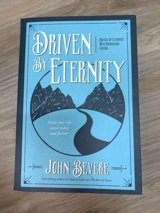 🚚 Driven by Eternity by John Bevere
