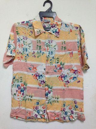 HAWAII SHIRT RAYON