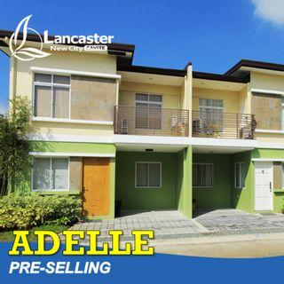 Adelle 4 BR Townhouse for Sale in Imus Cavite near MOA.