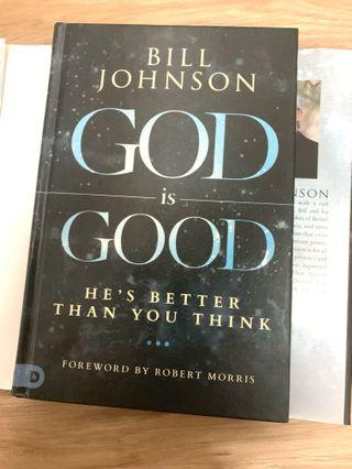 God is Good by Bill Johnson