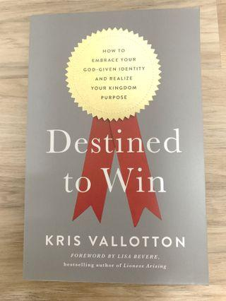 🚚 Destined to Win by Krist Valloton