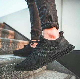 Adidas Futurecraft 4D Triple Black
