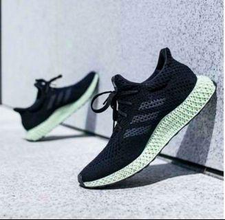 Adidas Futurecraft 4D Black