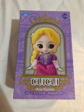 Cuicui rapunzel長髮公主figure