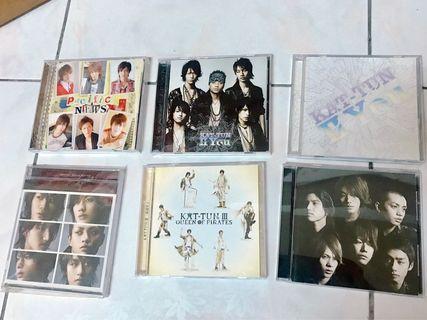 KAT-TUN/NEWS 台壓專輯(單片100)