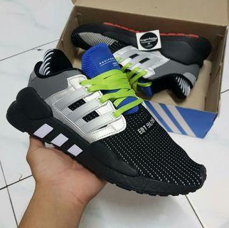 Adidas EQT Support 91/18 Core Black Colorways
