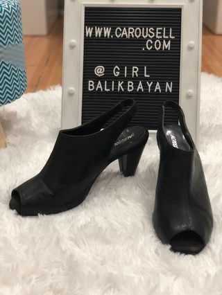 bedb97f493 peep toe heels | Women's Fashion | Carousell Philippines