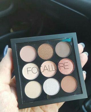 Focallure 9 Colors Eyeshadow Pallete