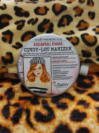 The Balm Cindy Lou Manizer