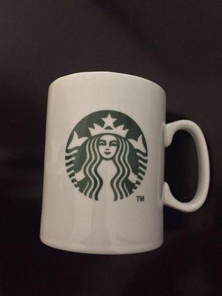 #SBUX50 Starbucks White Mug