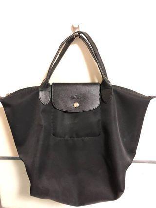 🚚 Longchamp Bag Original Le Pliage (S size) Black