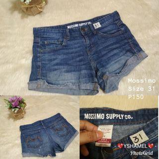 Mossimo Denim Shorts