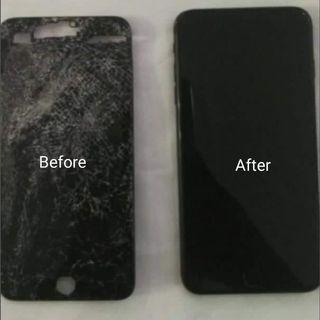 iphone original glass replacement