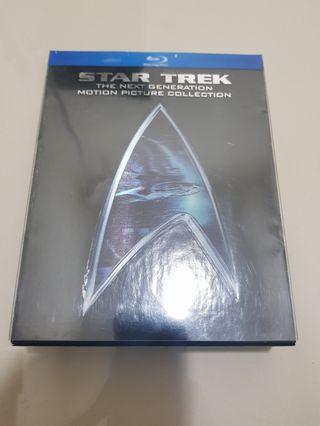 Star trek battlestar bluray