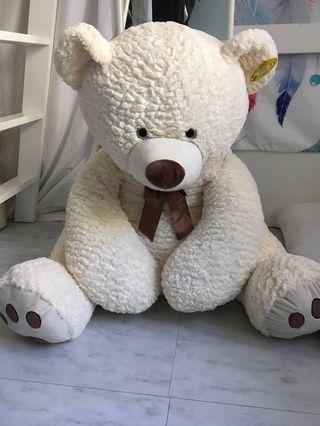 情人節禮物 AIA熊仔 bear 大獎
