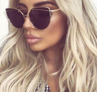 Mirrored Sunglasses $15